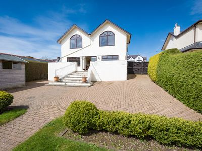 Photo for With stunning gardens stretching towards the sea, spacious accommodation and beautiful sea views acr