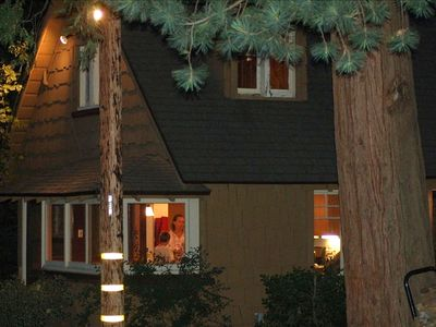 Photo for Secluded Mountain Cabin in Sky Forest!