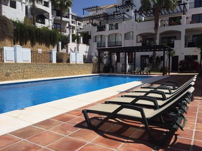 Photo for 2BR Apartment Vacation Rental in Marbella, M??laga
