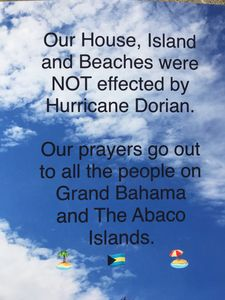 Please help the people of the Bahamas and donate.