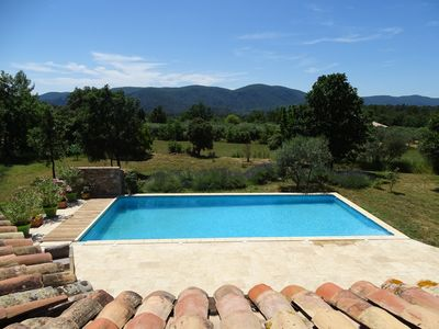 Photo for ecological villa 30 minutes from the sea