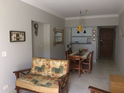 Photo for Apartment located on the beach of Enseada - Guarujá