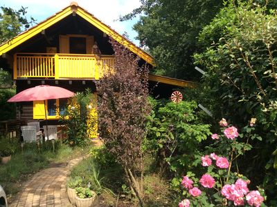 Photo for Chalet in the colors of summer life!