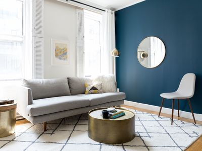 Photo for Chic 1BR in Back Bay by Sonder