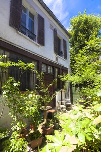 Photo for Charming duplex in former artist's studio, near Canal St-Martin (50m2)