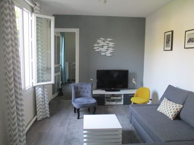 Photo for Detached house in the heart of St-Malo 900 m from the beach of the Furrow