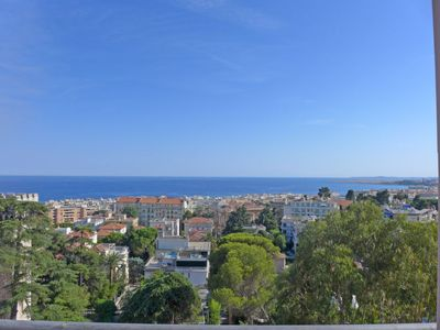 Photo for Apartment alltitude 52 in Nice - 4 persons, 2 bedrooms