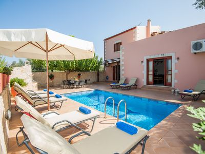 Photo for Villa Kalypso, Ideal for big families & friends! Walking distance to amenities!