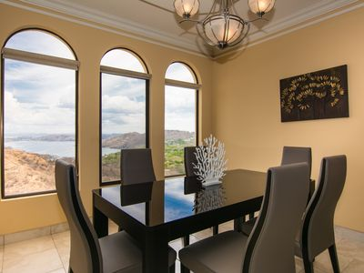 Photo for Penthouse 2 Bedroom 2.5 Bath Views Over Peninsula Papagayo