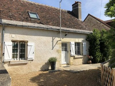 Photo for 2BR House Vacation Rental in Chanceaux-sur-Choisille