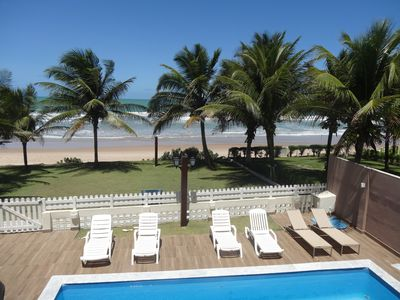Photo for Beautiful house on the seafront in Porto de Galinhas with pool