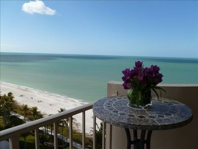 Photo for Waterfront Condo Overlooks Venetian Bay& Gulf of Mexico