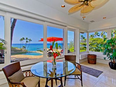Photo for Can you see yourself enjoying endless ocean views with your coffee or cocktail?