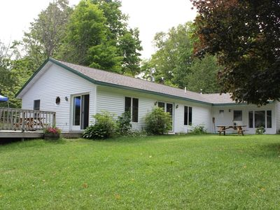 Photo for INTERMEDIATE LAKE - cabin #6 Holiday Shores-Bellaire/Central Lake area