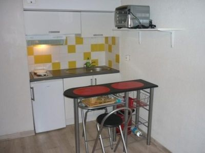 Photo for Apartment Seignosse, 1 room, 3 persons