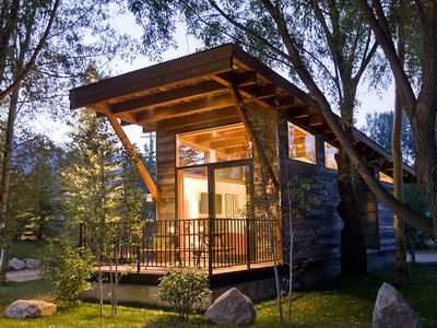 Photo for Jackson Hole Ski Cabin ~ Modern/Rustic ~ Teton Views