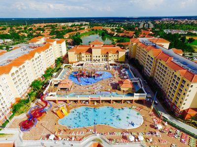 Photo for 2BR 1Week@Disney/Orlando *FREE TRANSPORT TO PARKS*Water Park@Resort* NON-HOLIDAY