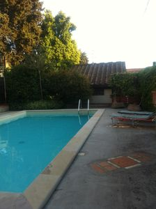 Photo for Massarosa: Holidays in Viareggio-Versilia Luxury Big house with garden and pool