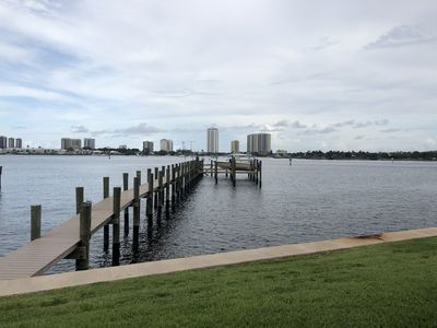 Photo for $2500/month Boat lift 2/2 condo ground floor.
