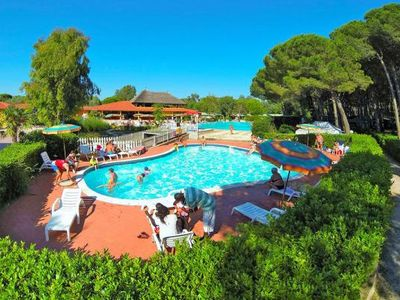 Photo for Mobile Homes Free Beach, Marina di Bibbona  in Riviera degli Etruschi - 6 persons, 2 bedrooms