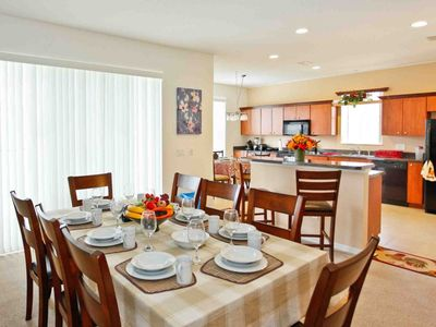 Photo for Budget Getaway - Crystal Cove - Welcome To Cozy 4 Beds 3 Baths  Pool Villa - 6 Miles To Disney