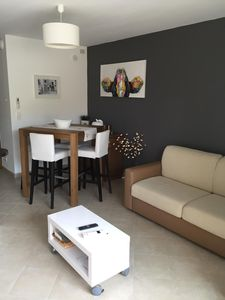 Photo for 1BR Apartment Vacation Rental in Île Rousse