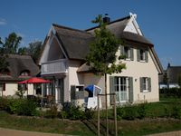 Very nice house and neighborhood in a more quiet part of Rügen
