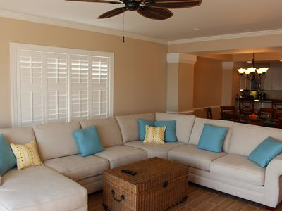 Photo for Beautiful villa w/ oceanfront views & pool access - walk to shops & dining