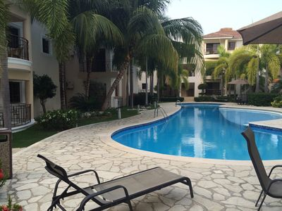 Photo for Punta Cana Beautiful 2 bedroom 2 bath -Rosa Hermosa