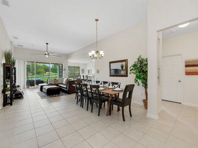 Photo for 2 Miles to DISNEY - VRBO TOP PICK - Pool/Theater Home In Gated Windsor Hills