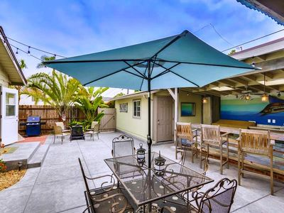 Photo for Centrally Located Family Bungalow In Pacific Beach-Low Rates