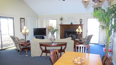 Photo for 3 Bedroom Tan Tar A Estates Lakeview House with Hot Tub