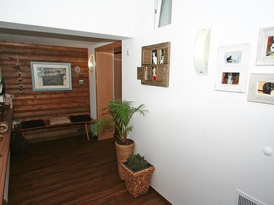 Photo for Apartment 415 m from the center of Maishofen with Parking, Internet, Balcony, Garden (31175)