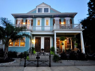 Historic Eclectic Treme -Near French Quarter – Heated Salt Pool