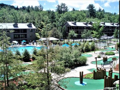 Photo for The Berkshires - Oak N Spruce Resort - 1 Bed/2 ba - $1,050/week  7/15 - 7-22
