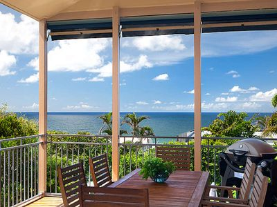 Photo for Large Stand Alone Townhouse With Incredible Ocean Views, Walk To Beach & Shops