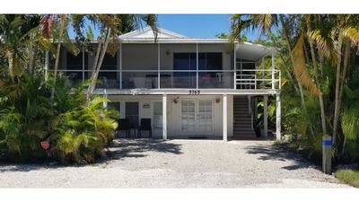 Photo for FALL SALE - GUEST / BEACH HOUSE - 250 FT FROM THE BEACH - SLEEPS 6 - FREE WINE!