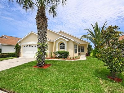 Photo for 4 Miles to Disney Resort, Family Friendly Pool Home with Conservation View