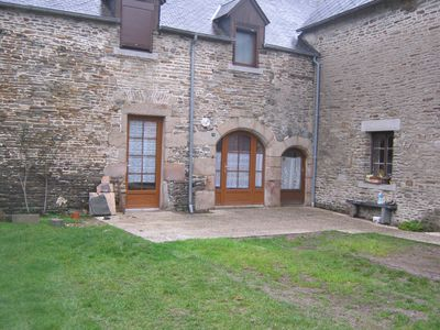 Photo for 2 rooms in Huisnes Sur Mer 7 Km from Mt St Michel