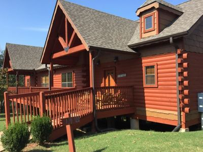 """Photo for Cozy Cabin 2 - 5* Owner New Listing - Great """"stay in"""" place - Low Intro Rates"""