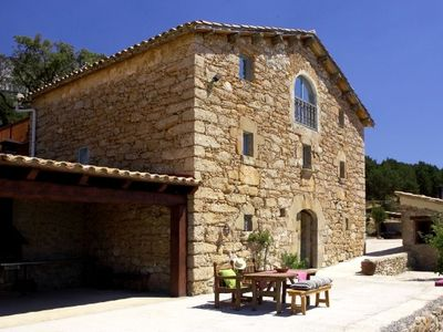 Photo for Self catering Poble Rural Puigarnau-Pubilló for 8 people
