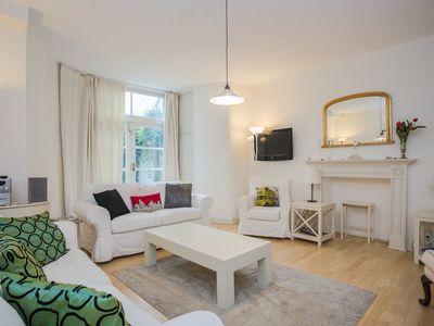 Photo for 2 Bedroom Property With Patio in Central London