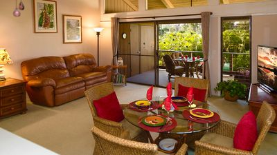 Photo for Great location overlooking the golf course in Waikoloa Village!