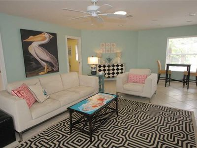 Photo for Endless Summer: 3 BR / 3 BA House on Longboat Key by RVA, Sleeps 9