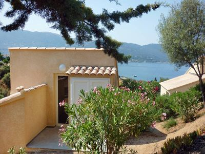 Photo for Vacation home Résidence Roc e Mare  in Tiuccia, Corsica - 4 persons, 2 bedrooms