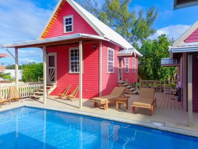 Photo for Travel to Belize Now! Brand New Cottage With A Pool