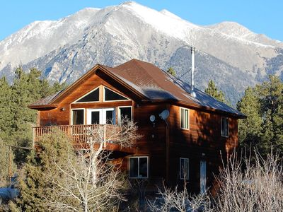 Photo for The Lookout-Close to Monarch Ski Area and Salida. Beautiful mountain views!