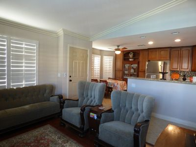 Photo for CLEAN & AFFORDABLE HOME NEAR INDIAN WELLS TENNIS GARDENS, GOLF, DINING, & SHOPS!