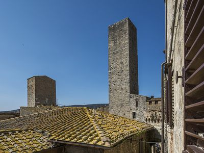 Photo for Torre Becci Suite 4 - Charming historic house in the centre of San Gimignano