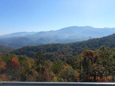 """Photo for Come and Enjoy the Smokies , Great View & """"REDUCED"""" Summer rates for May & June"""